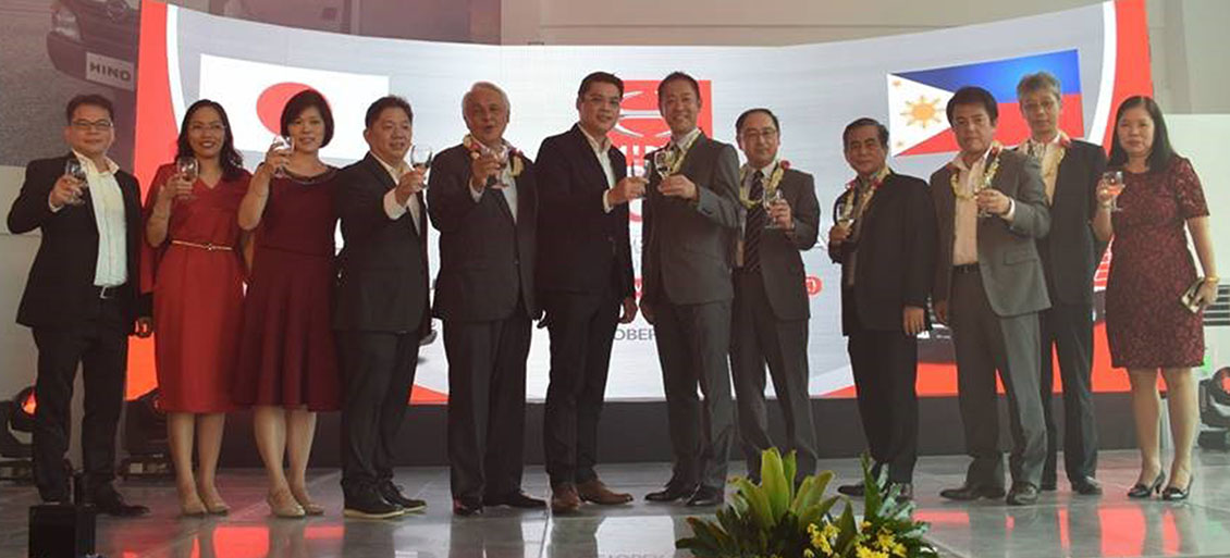 Hino expands footprint in Metro Manila with new dealership in UN Avenue