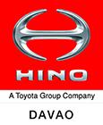 HINO Davao logo 2017